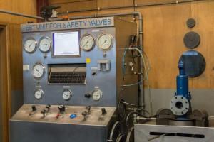 Veiligheden testbank